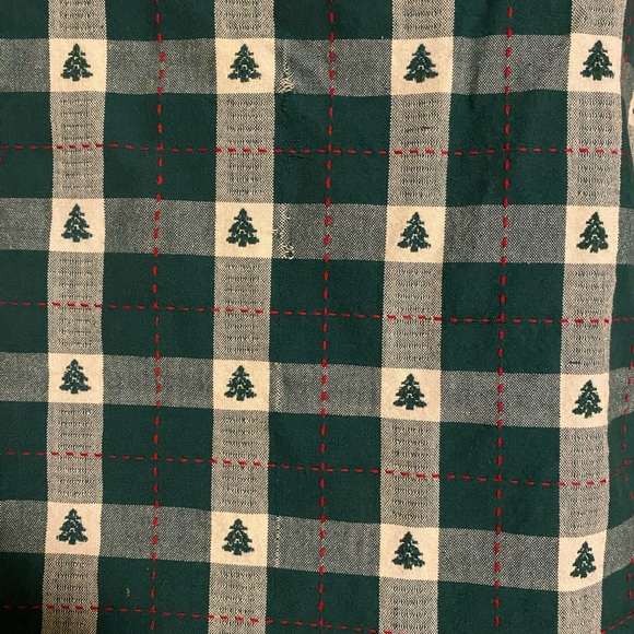 Oblong tablecloth  - Christmas pattern